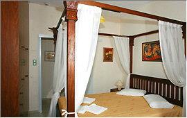 Apartment Vokamvilia - Canopy bed