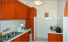 Apartment Vokamvilia - Kitchen