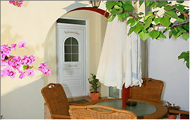 Apartment Vokamvilia - Terrasse