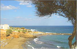 Panormo: The western beaches